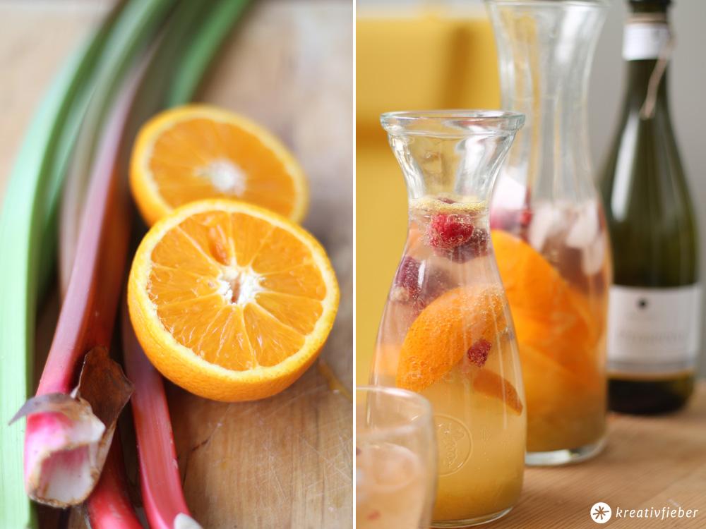 Leckerschmecker - Sommergetränke - Rezepte Cocktails und Bowle
