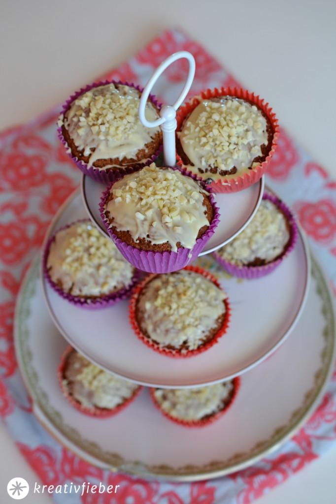 schoko kokos muffins