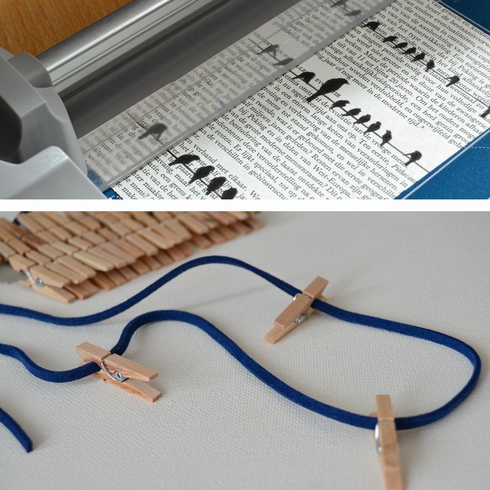 gedruckte bichseiten