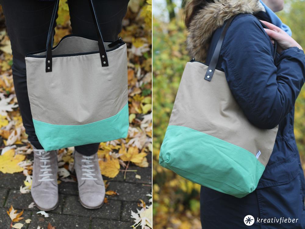 handtasche give away
