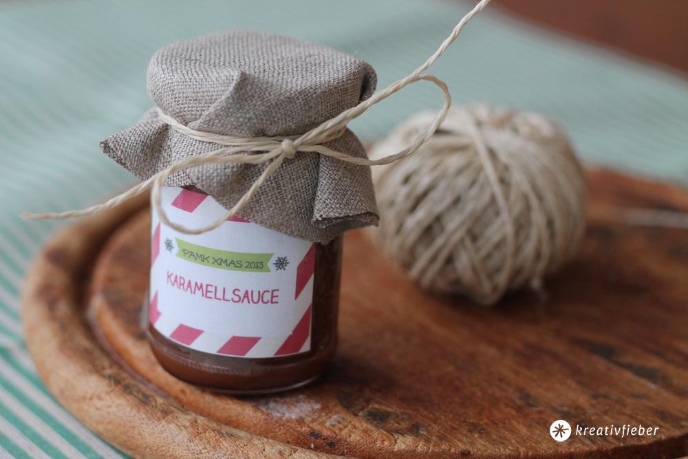 Karamellsoße selbermachen - Rezepte PAMK Froh und lecker