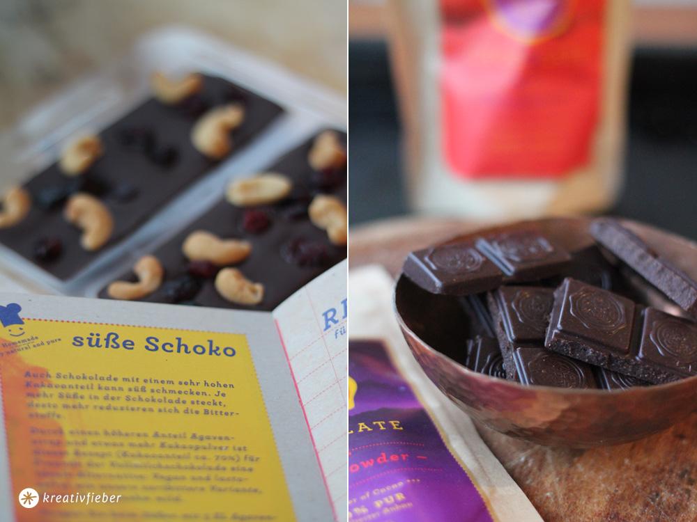 schokolade selbermachen mit chocqlate