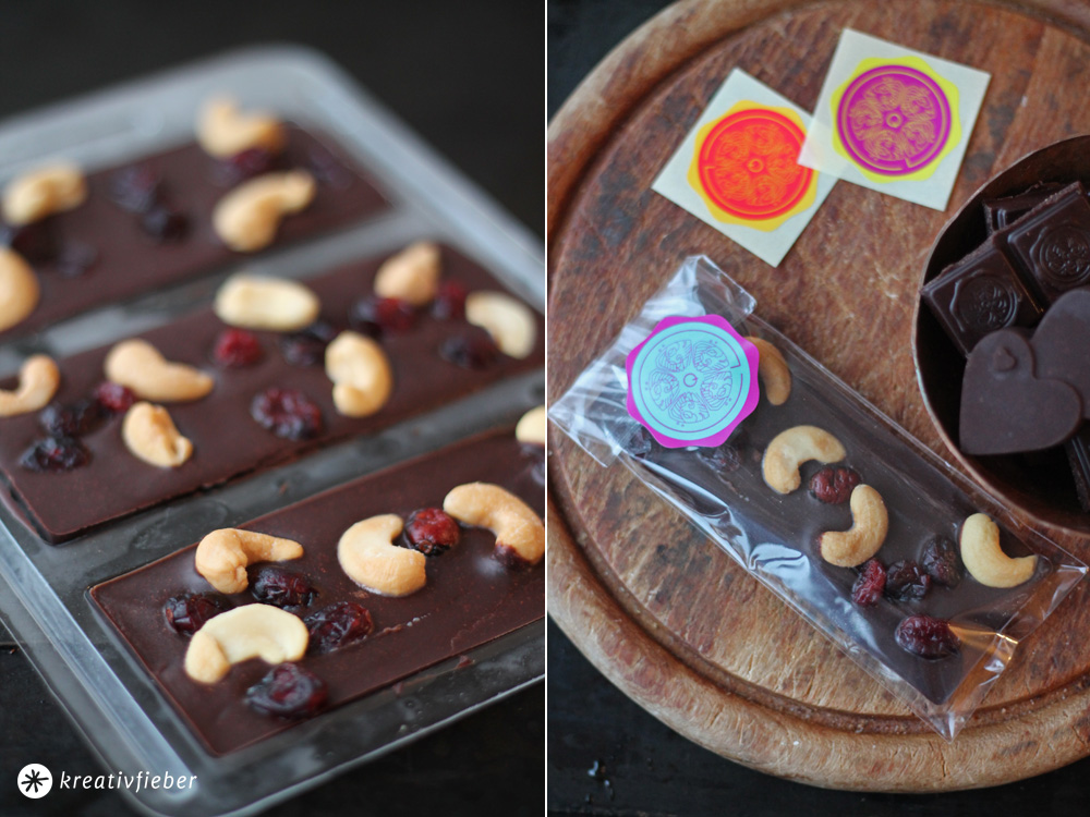 schokoladenset give away