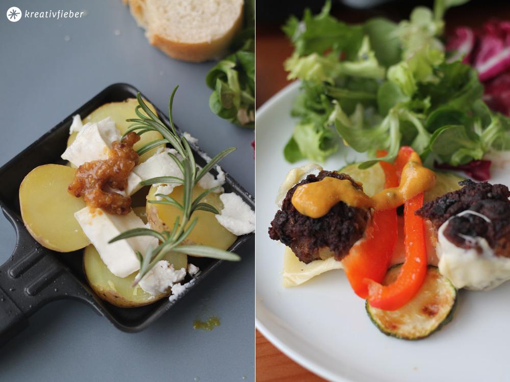rezepte für raclette
