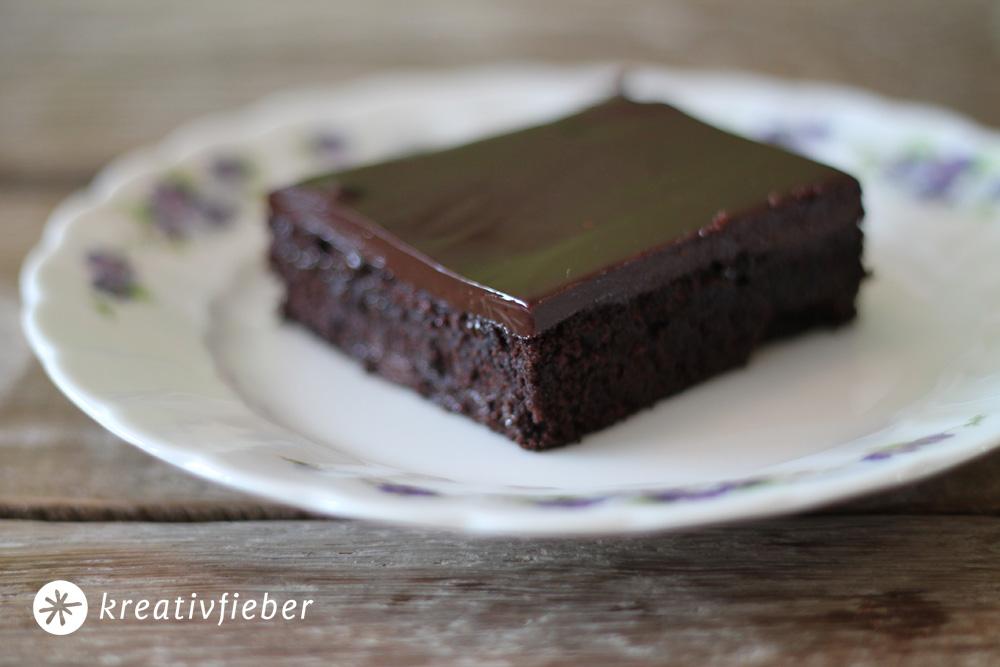 brownies mit fudge