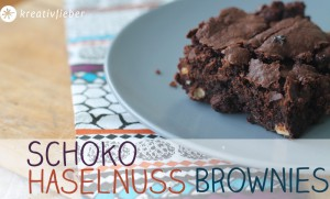 schoko haselnuss brownies