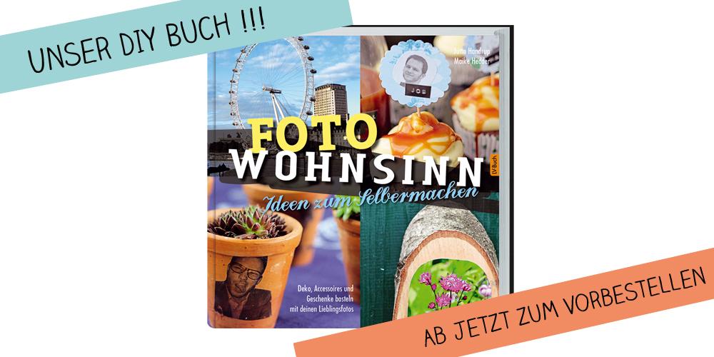 Kreativfieber DIY Buch Foto Wohnsinn