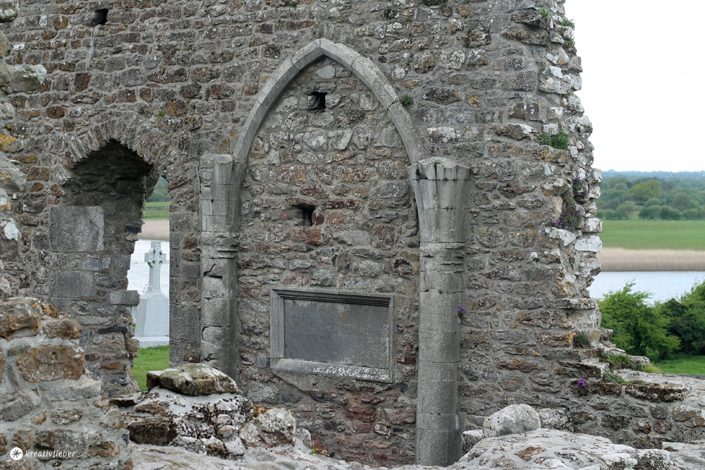 clonmacnoise ruinen
