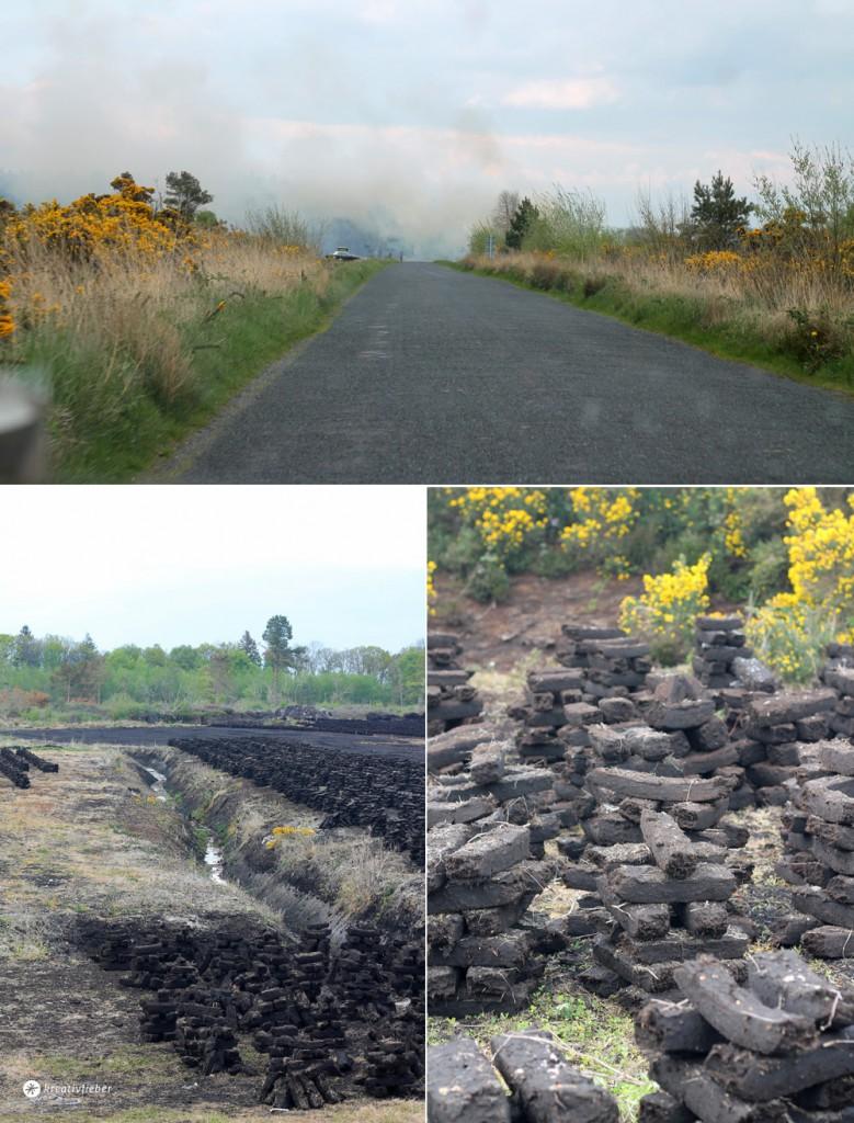 irische torffelder