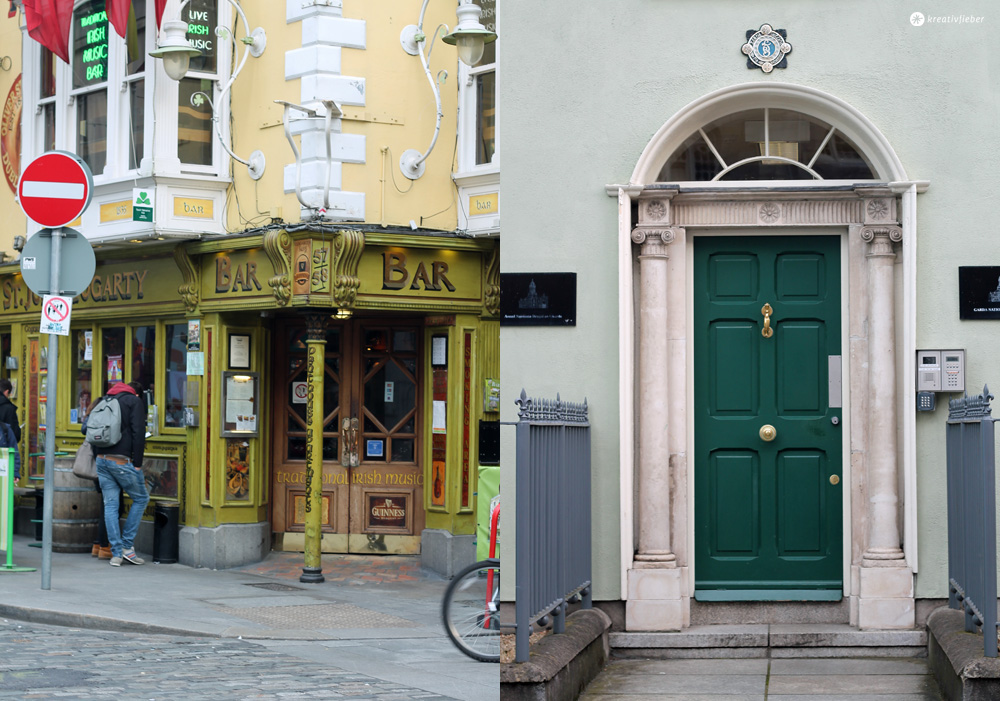 Irland Roadtrip - Teil 1 Dublin - Newgrange - Galway