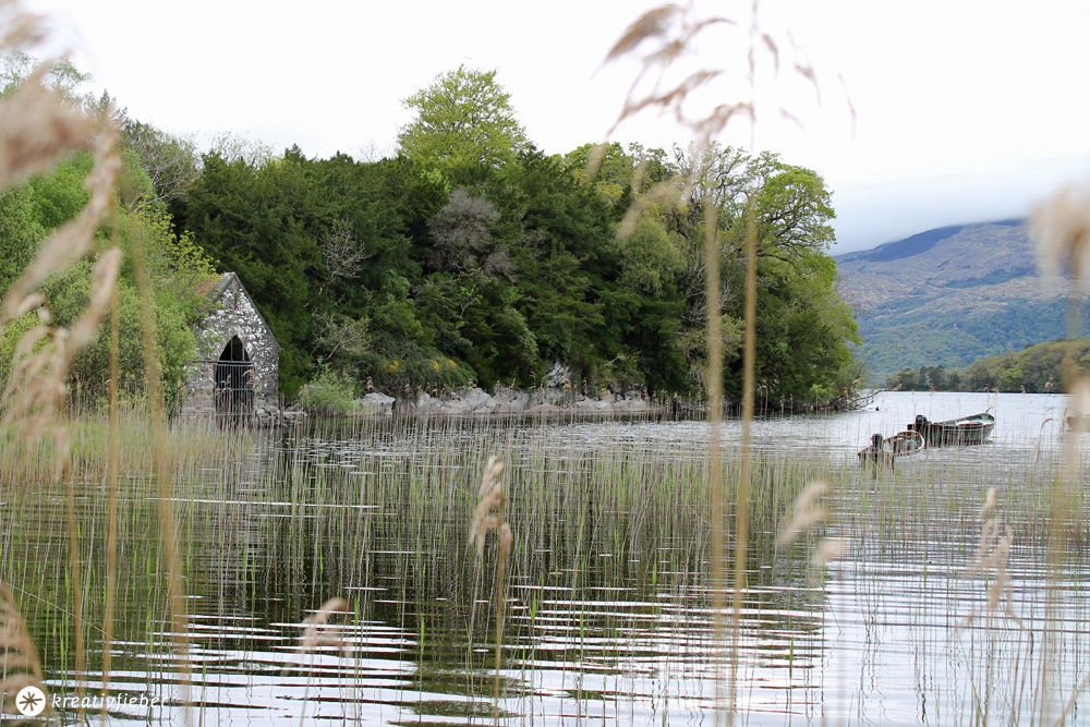 Altes Bootshaus Muckross Lake