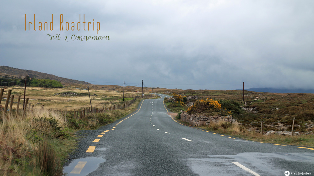 Irland Roadtrip Connemara National Park und Kylemore Abbey