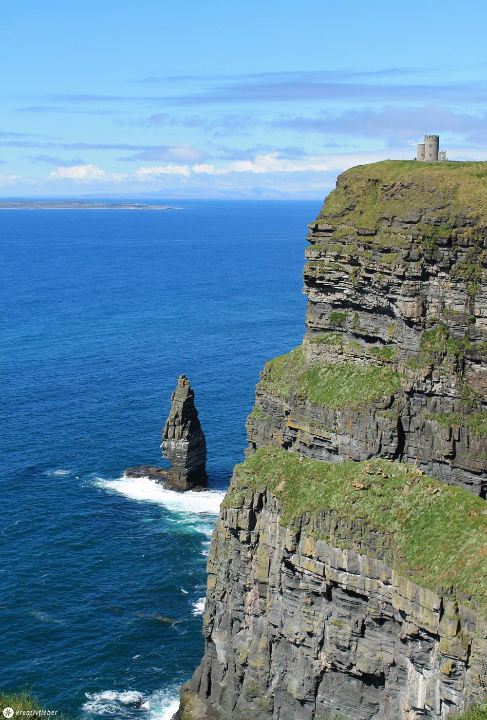 cliffs of moher irland roadtrip