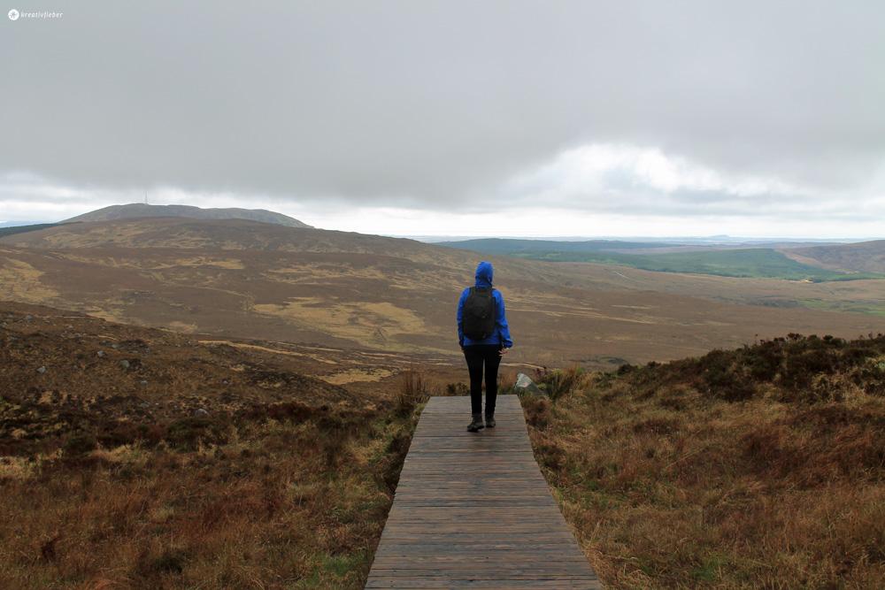 connemara national park diamont hill walkkopie