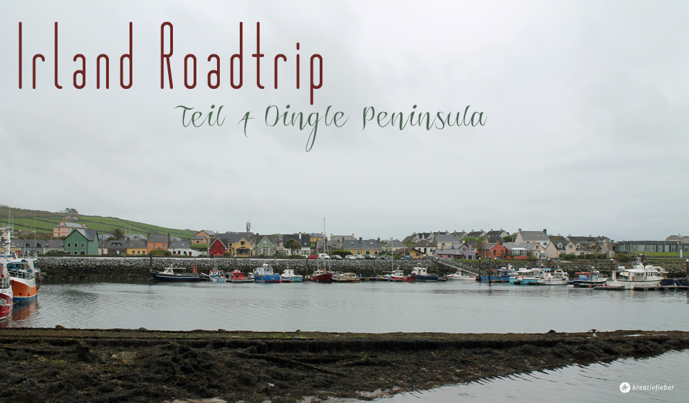 irland roadtrip dingle peninsula