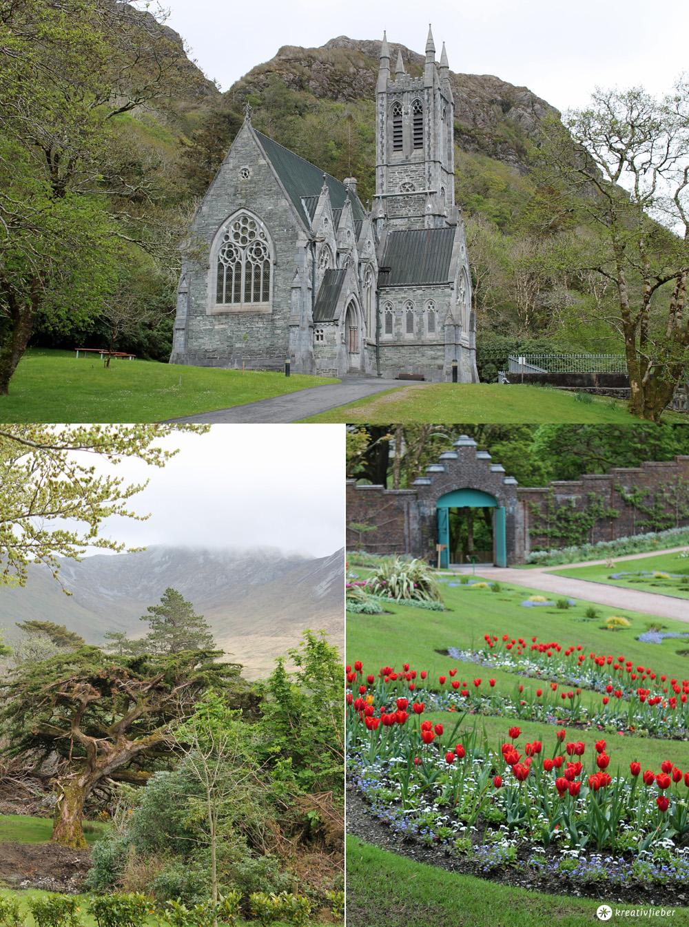 kylemore abbey irland connemara
