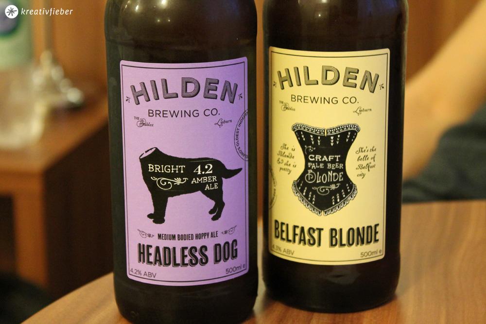 Bier mit tollen Etiketten