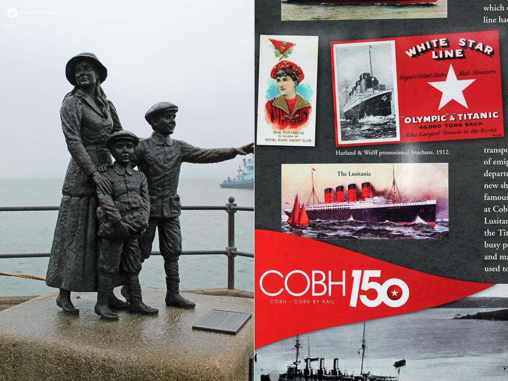 Cork Harbour und Cobh