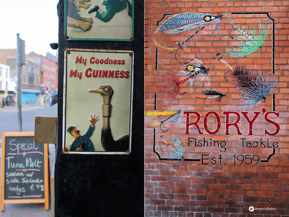 Dublin Irland Roadtrip