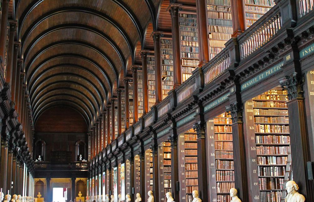 Long Room Dublin
