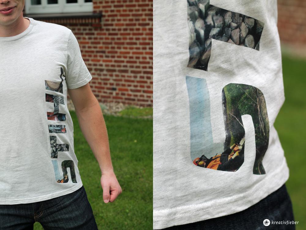 Stihl Shirt DIY für Männer
