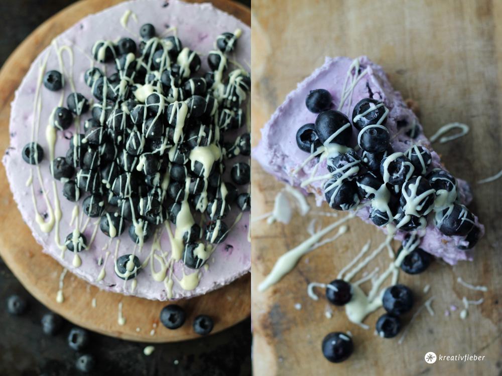 blaubeer joghurt torte rezept