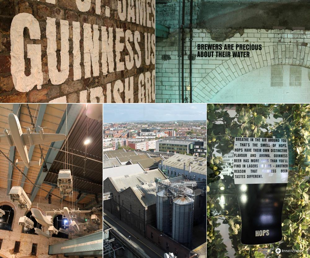 guinness storehouse dublin irland