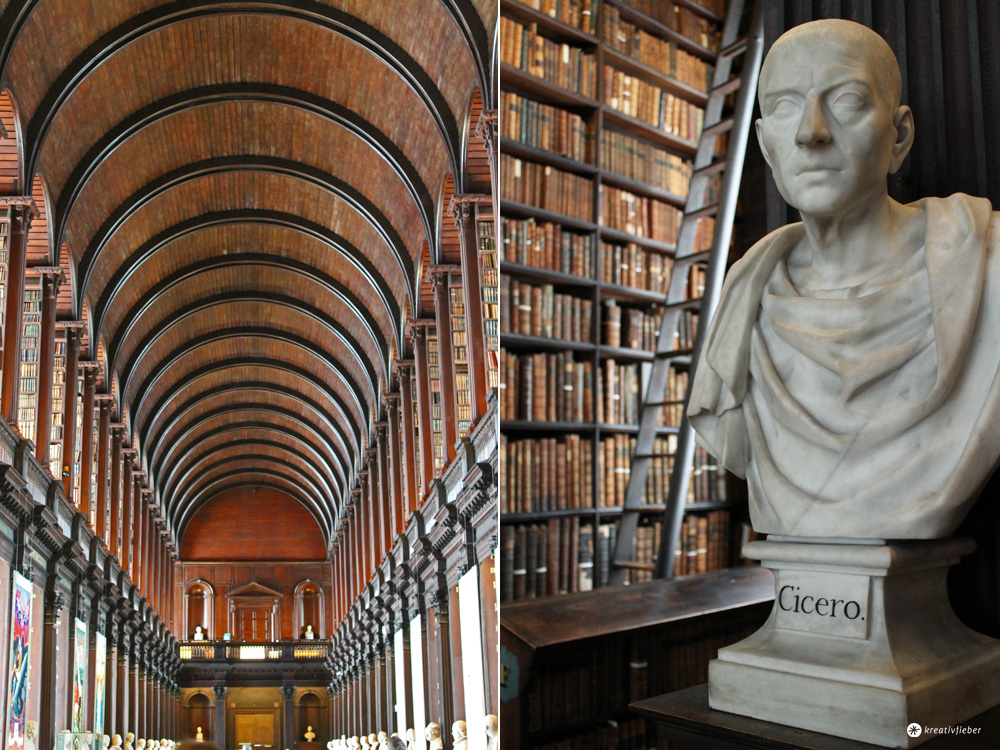 long room, old library dublin