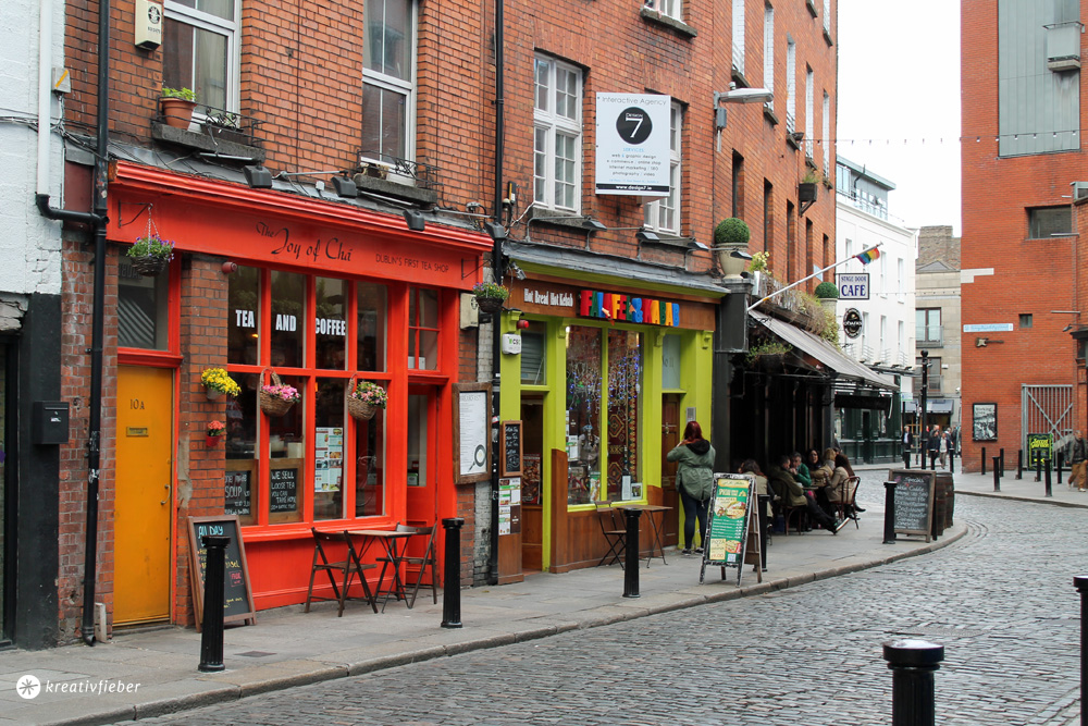temple bar, dublin, irland roadtrip
