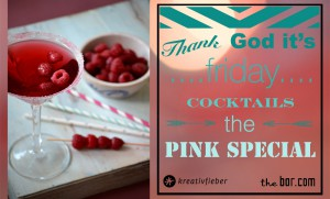 pink cocktail rezepte