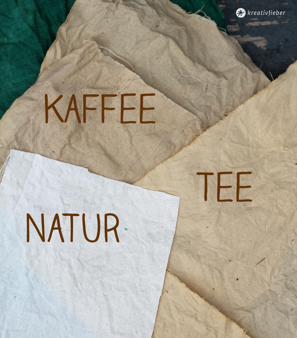 Baumwolle natürlich färben