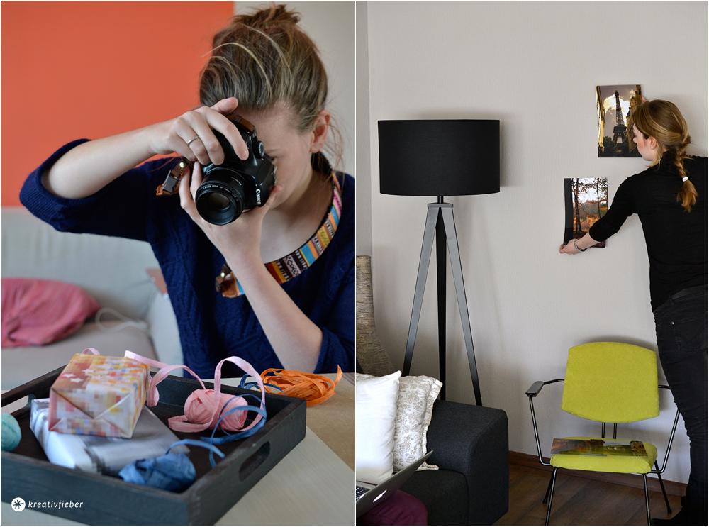 Behind the scenes Foto Wohnsinn