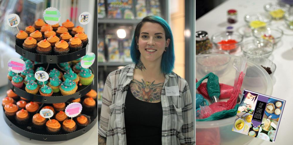 Cupcake Queen Ana Laura Mühle Braga Foto Wohnsinn Buchparty