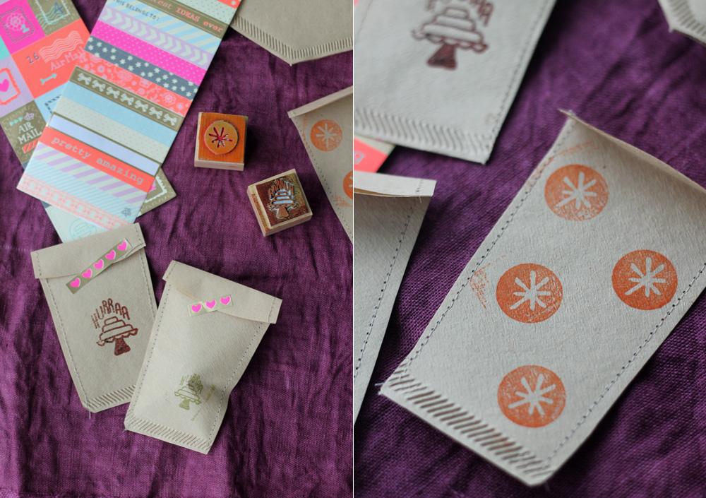 DIY Geschenkverpackung für Schmuck