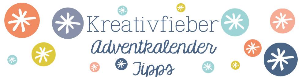 Kreativfieber Adventskalendertipps