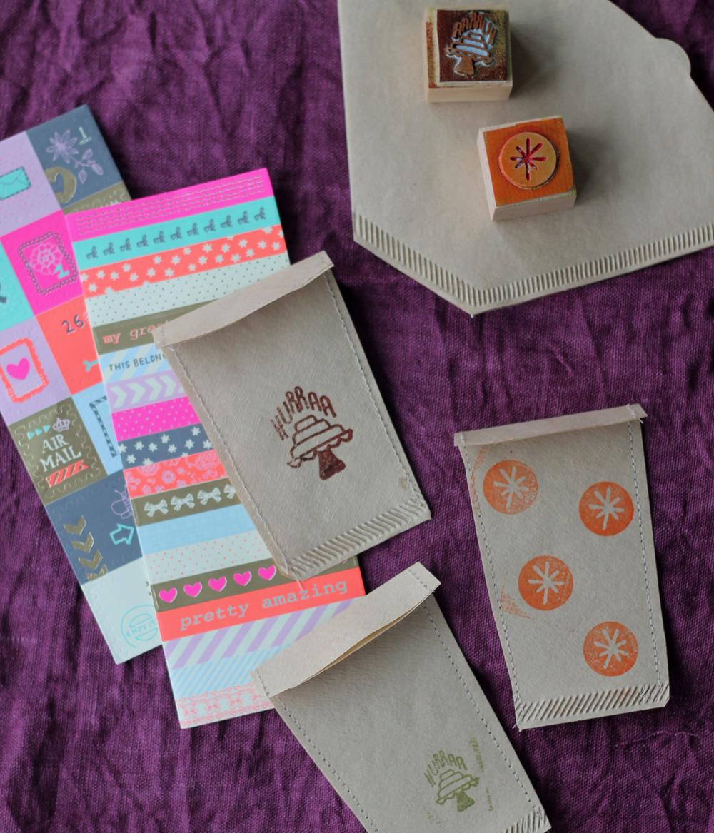 DIY Geschenkverpackung für Schmuck oder Gastgeschenke