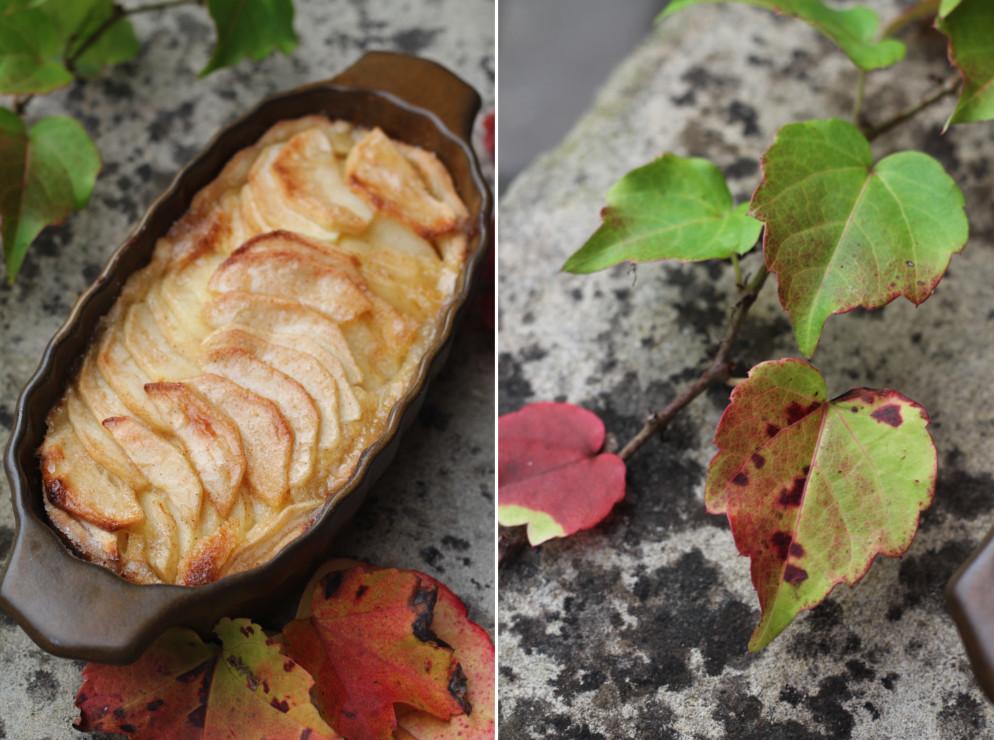 Apfel Marzipan Tarte rezeptidee