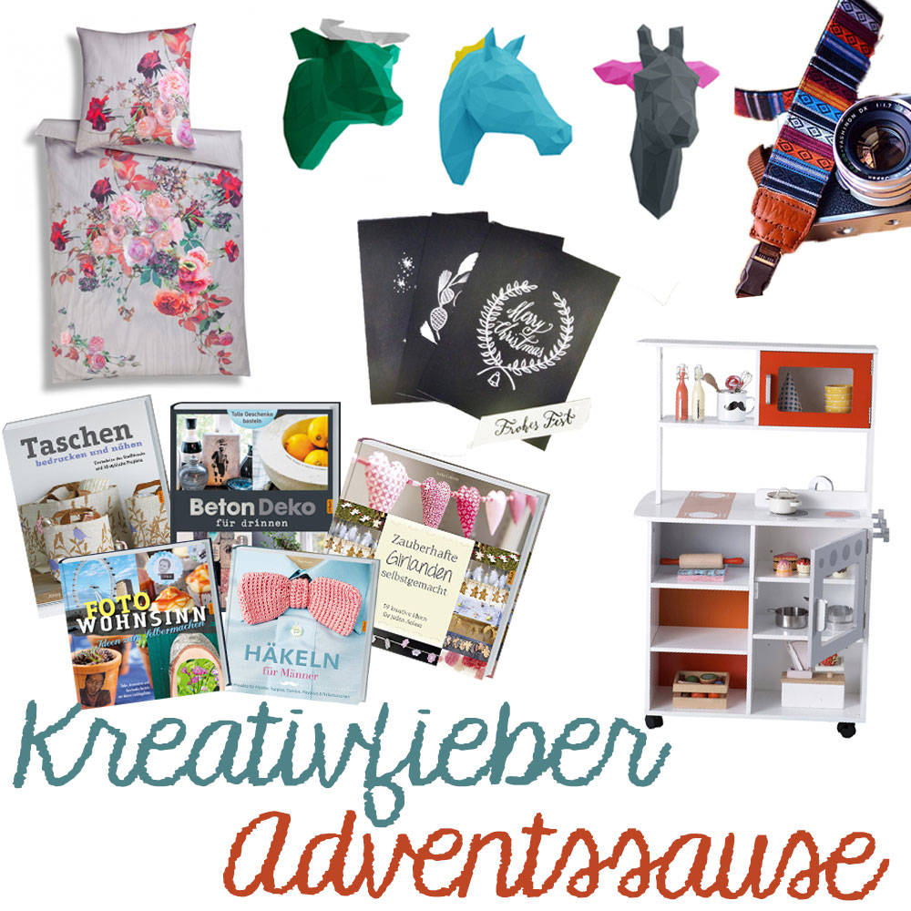 Kreativfieber-Adventssause