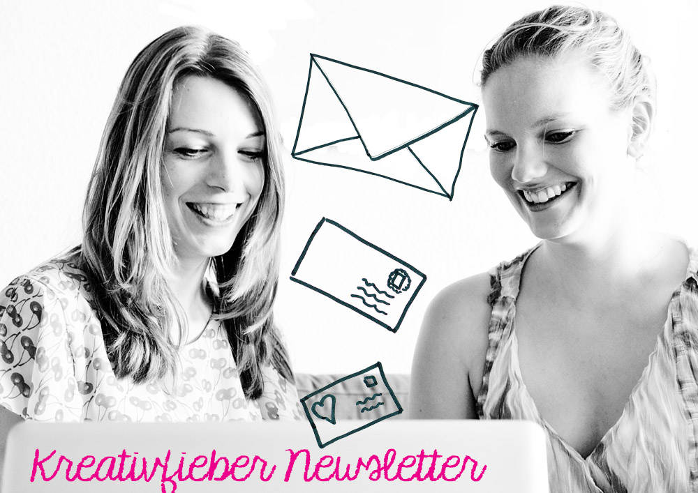 Kreativfieber Newsletter