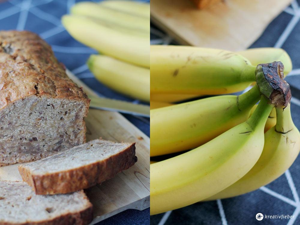 Bananenbrot-mit-Nüssen-und-Honig-Rezept