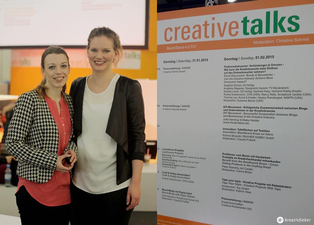 Creativeworld-2015---Creative-Talk-DIY-Movement---Zusammenarbeit-von-Blogs-und-Unternehmen--Jutta-Handrup-und-Maike-Hedder
