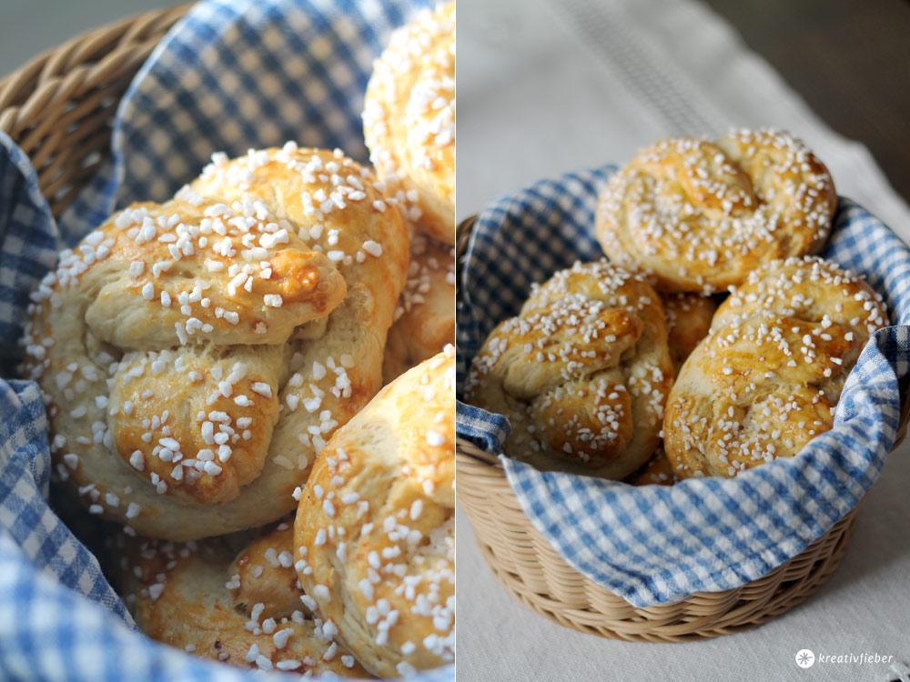 Butterbrezel-Fruehstueck