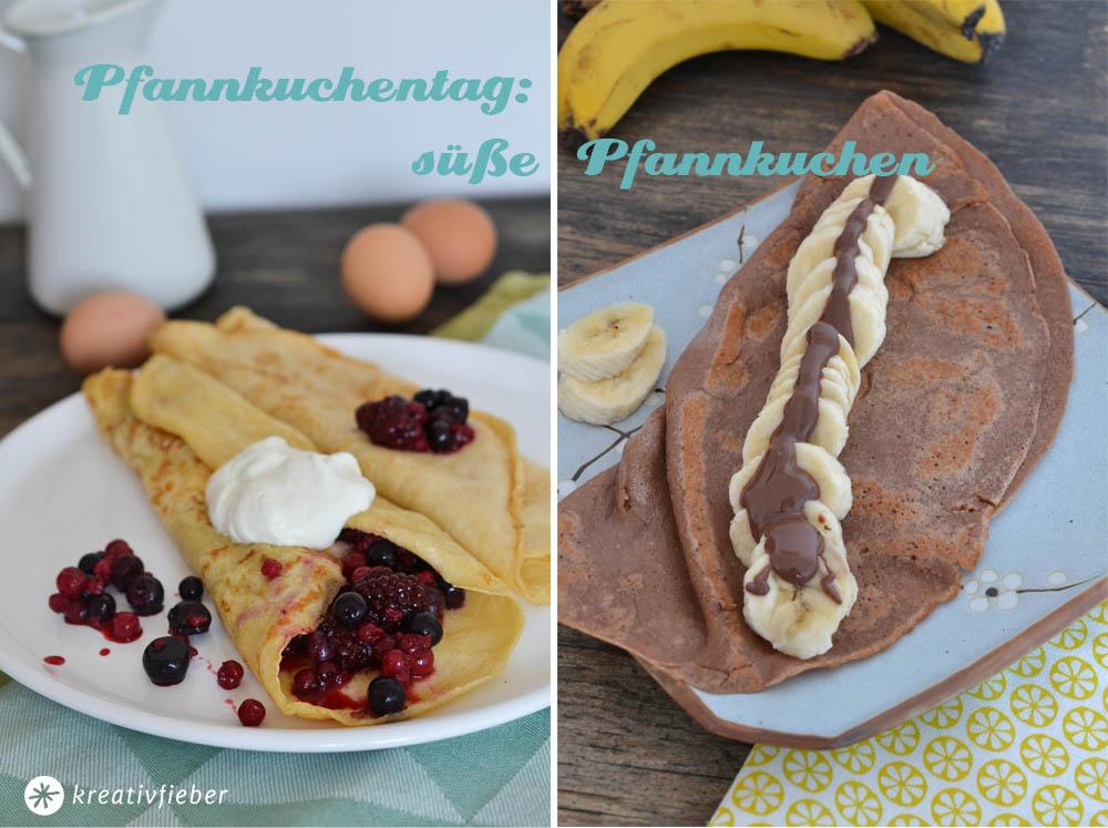 Pfannkuchenrezepte