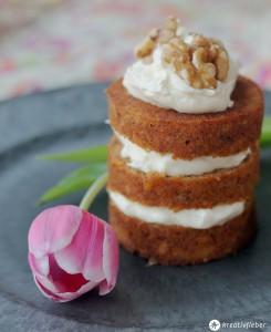 Möhrentörtchen-für-Zwei---kleines-Kuchenrezept