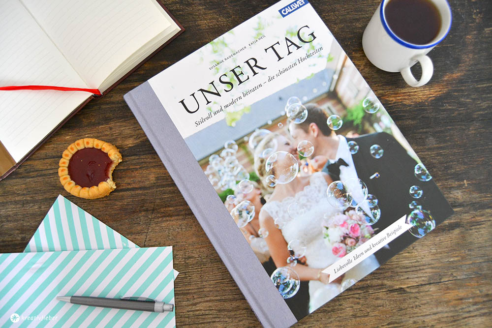Hochzeitsinspiration Buch