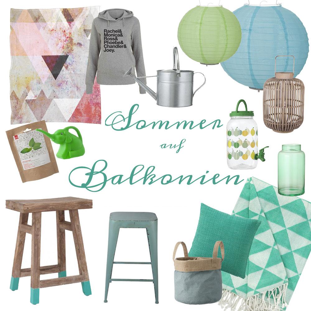 Sommer-auf-Balkonien