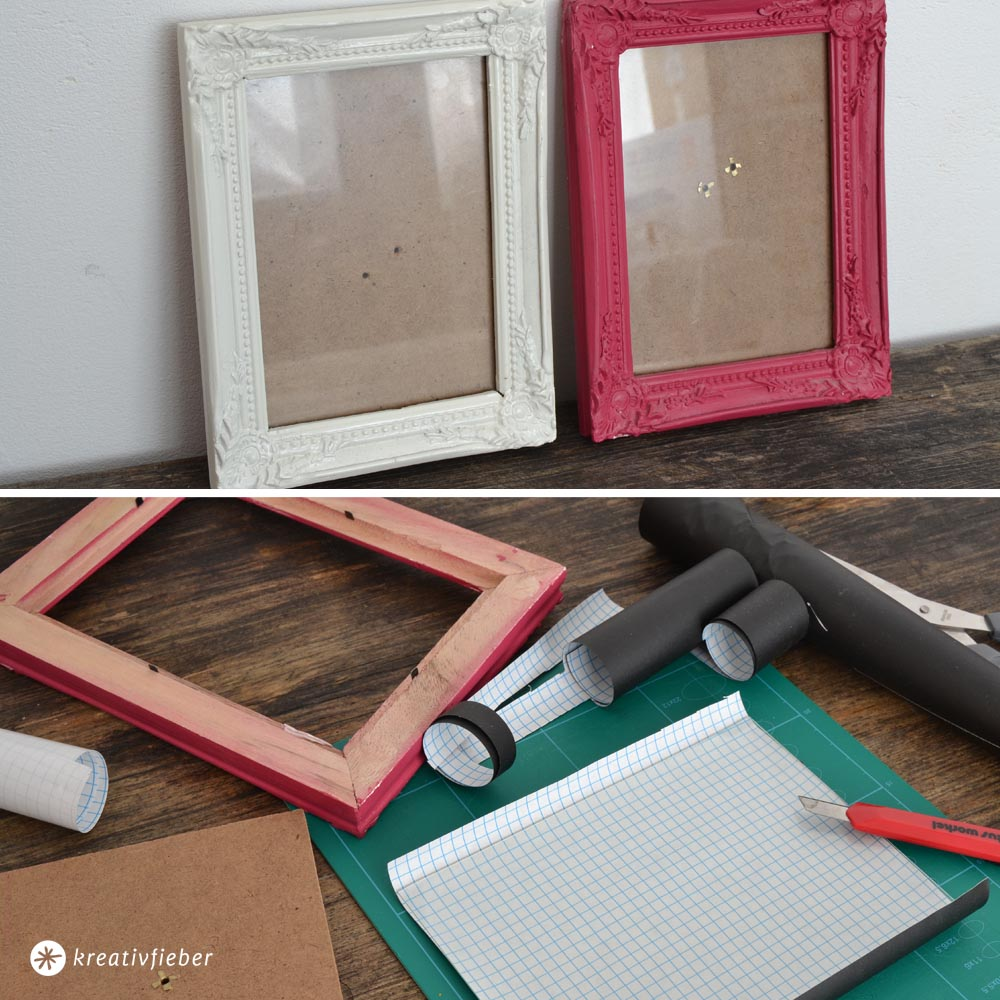 diy mini tafeln f r parties und buffets. Black Bedroom Furniture Sets. Home Design Ideas