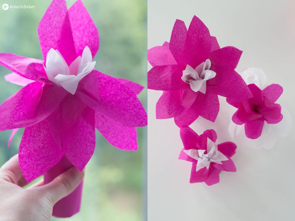 Geschenkverpackungen-aus-Seidenpapier-für-Kleinigkeiten-oder-Gastgeschenke-in-Blütenform