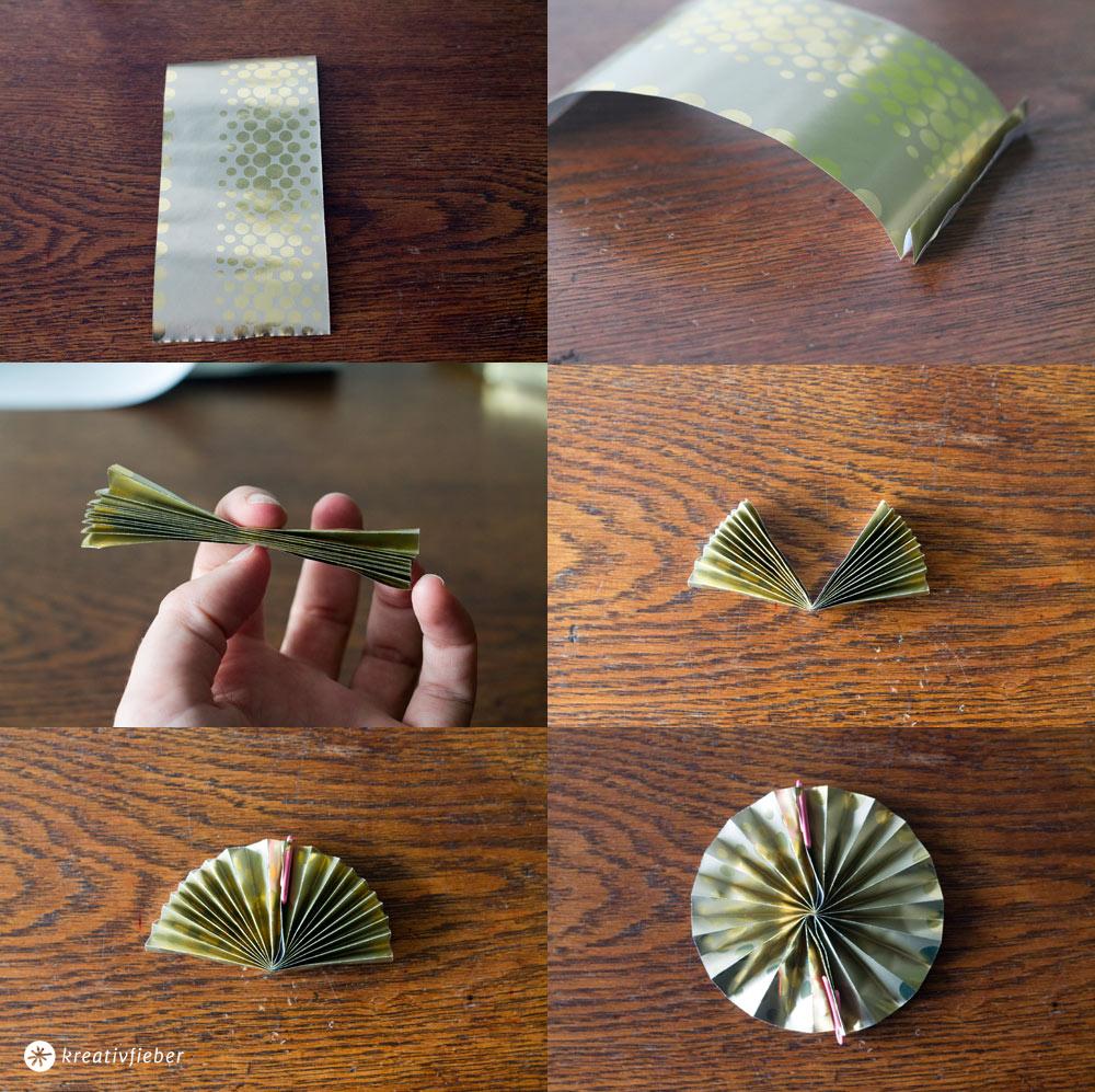 Papierrosetten-falten-Schritt-für-Schritt