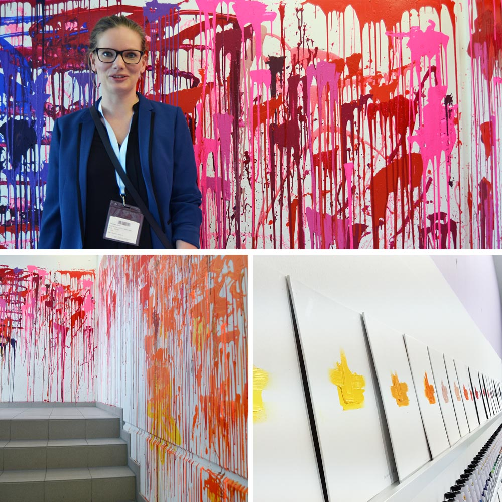 Wir lieben Farben - Kreul Hausmesse 2015